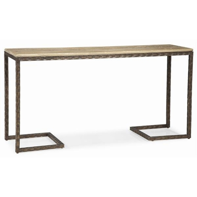 Caracole Walk the Plank Console Table and Desk