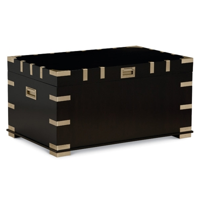 Caracole POSH Locker Cocktail Table