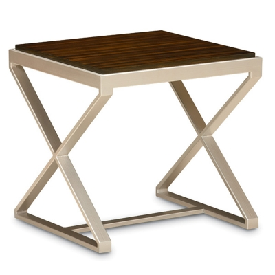 Caracole Cross Your Legs Cocktail Table