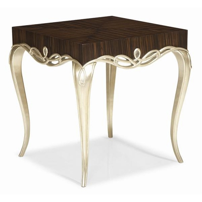 Caracole Its Hip 2 B Square Side Table