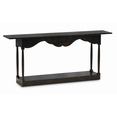 Caracole Cute Curves Console Table and Desk