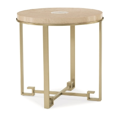 Caracole Shell Eye Accent Table