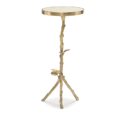 Caracole Sticks and Stones Accent Table