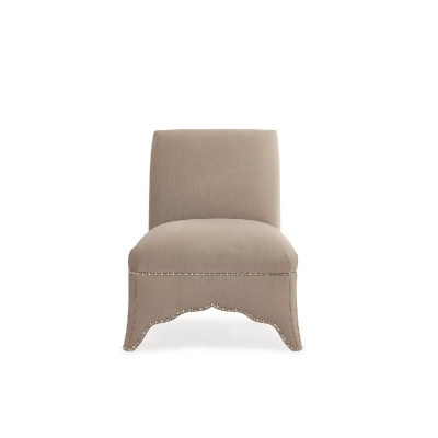 Caracole Lady Slipper Accent Chair