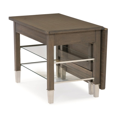 Caracole Game Ready End End Table
