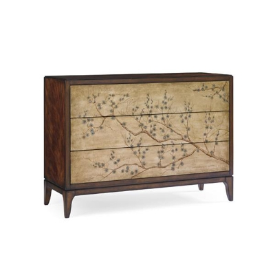 Caracole Awesome Blossom Accent Chest
