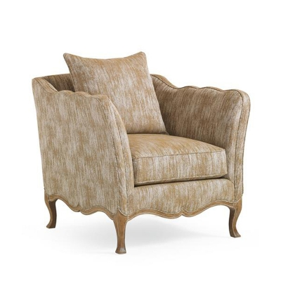 Caracole Embrace Your Curves Accent Chair