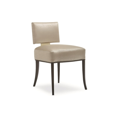 Caracole Reserved Seating Accent Chair
