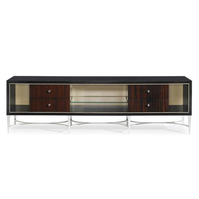 Caracole Mixed Media Entertainment Console
