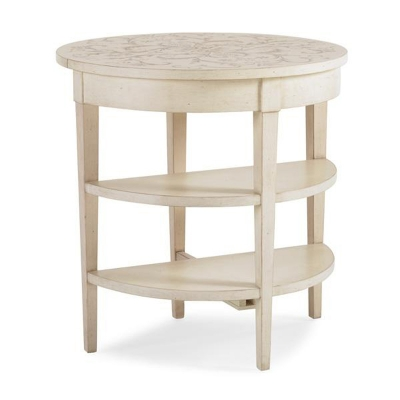 Caracole Wallflower Side Table