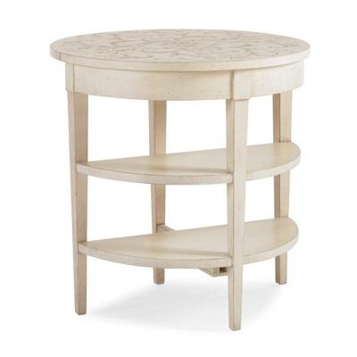 Caracole Wallflower Side Table