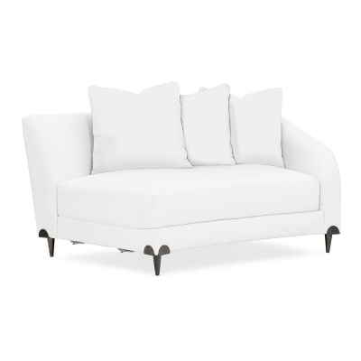 Caracole Sit One Purl Two LAS Loveseat