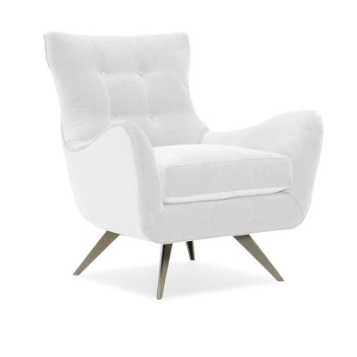 Caracole Thriller Swivel Chair
