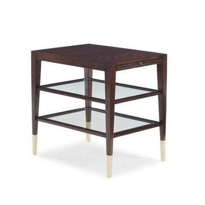 Caracole Side Table Side Show