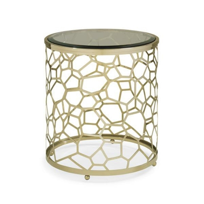 Caracole Crushed Ice Occasional Table