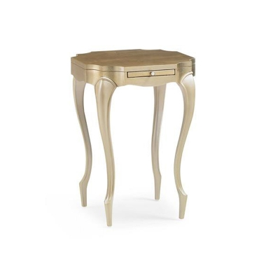 Caracole Gilt y Occasional Table