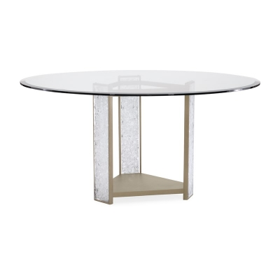 Caracole Table Base Dining Table