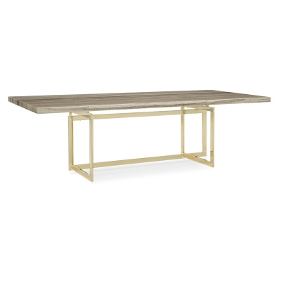 Caracole Wish You Were Here Base Dining Table