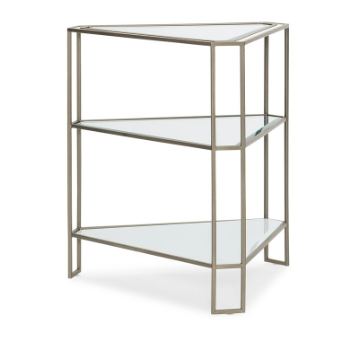 Caracole Stage Left Or Right End Table