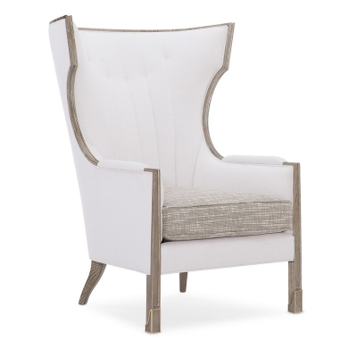 Caracole Wing Tip Accent Chair