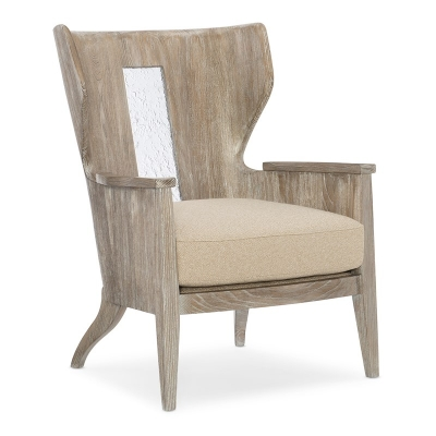 Caracole Peek A Boo Accent Chair