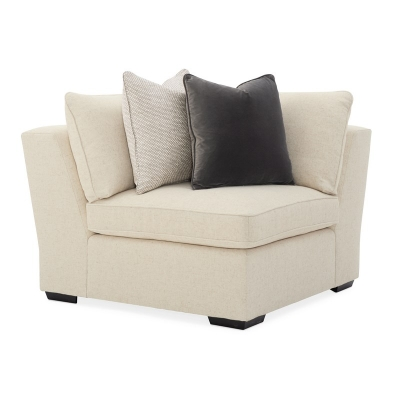 Caracole Back On Track Corner Sectional