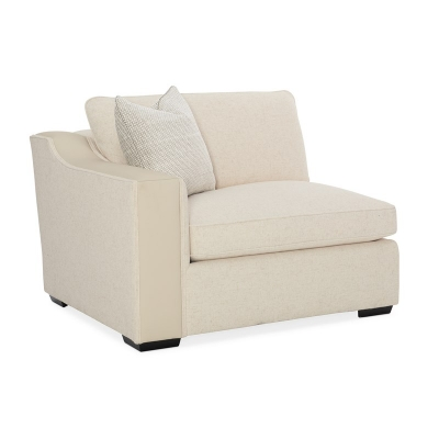 Caracole Back On Track LAF Chair Sectional