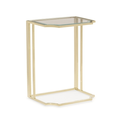 Caracole Short And Sweet Accent Table