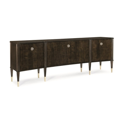 Caracole Whats All The Buzz Sofa Table