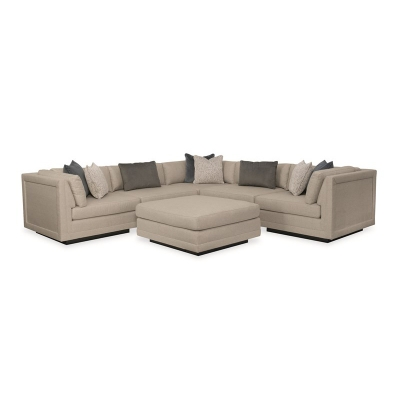 Caracole Fusion 6 Piece Sectional