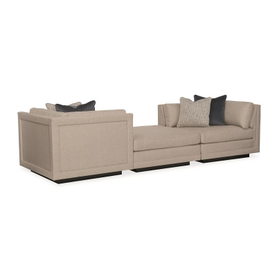 Caracole Fusion 3 Piece Sectional