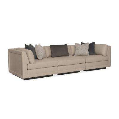 Caracole Fusion 3 Piece Sectional Sofa