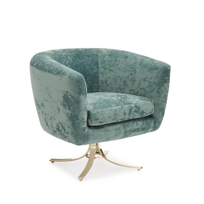Caracole Twirl Around Accent Chair