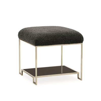 Caracole Thoroughly Modern Ottoman