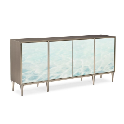 Caracole By The Sea Console