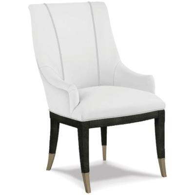 Caracole A La Carte Leather Side Chair