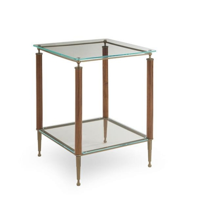 Caracole End Table End