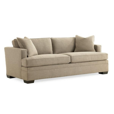 Caracole ats sofa 08a modern artisan tacoma sofa discount for Furniture outlet tacoma