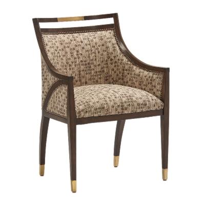 Carson Rainbow Arm Chair