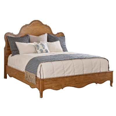 Carson King Panel Bed