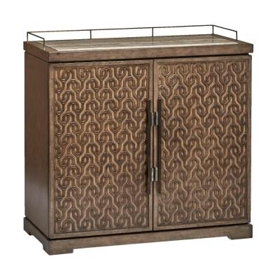 Carson Bar Cabinet