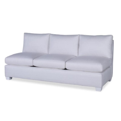 Century Bosworth Armless Love Seat