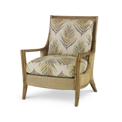 Century Bar Harbor Rattan Chair
