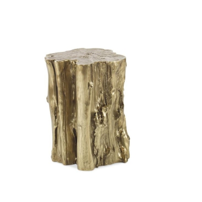 Century Small Yew Trunk Side Table