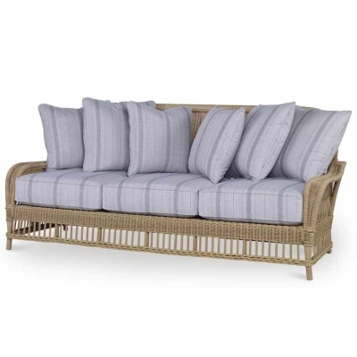Century Mainland Wicker Sofa