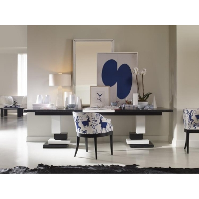 Century Delft Dining Table