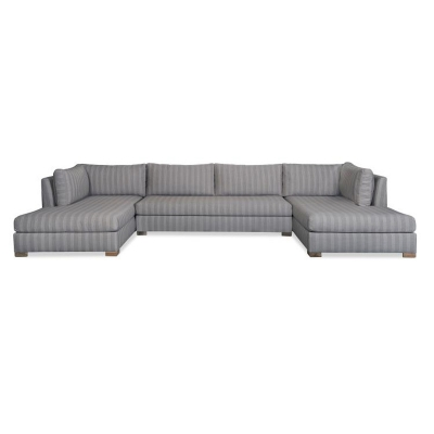 Century Ryland Outdoor Armless Loveseat
