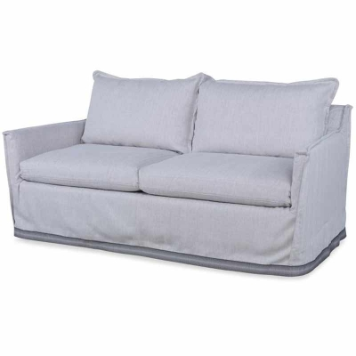 Century Cisco Sofa Slip Cover
