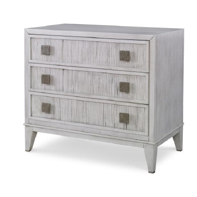 Century Carlyle 3 Drawer Nightstand Peninsula