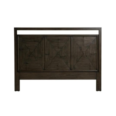 Century Del Ray King Headboard Only Mink Grey